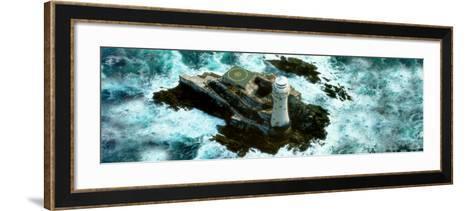 Fastnet, Ireland-Carlo Borlenghi-Framed Art Print