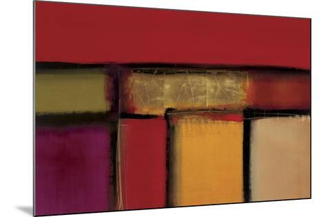 Field of Vision I-Ron Kempton-Mounted Art Print