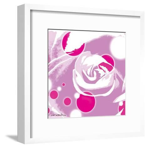 Katsu Flower I-Katsushiro Isobe-Framed Art Print