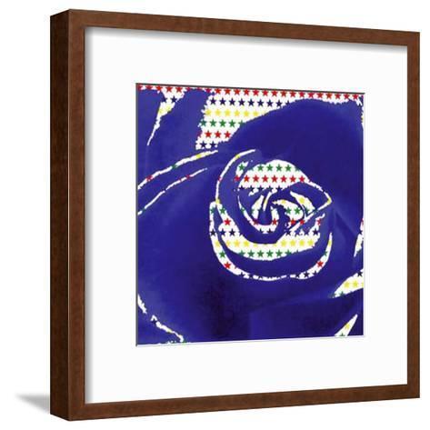 Katsu Flower III-Katsushiro Isobe-Framed Art Print