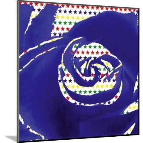 Katsu Flower III-Katsushiro Isobe-Mounted Art Print