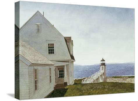 Marshall Point-Douglas Brega-Stretched Canvas Print