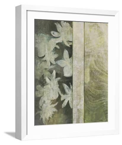 Gold Leaves-Winchester-Framed Art Print