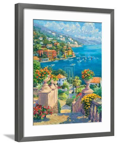 Summer Cove-Julian Askins-Framed Art Print