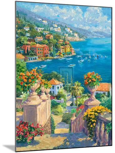 Summer Cove-Julian Askins-Mounted Art Print