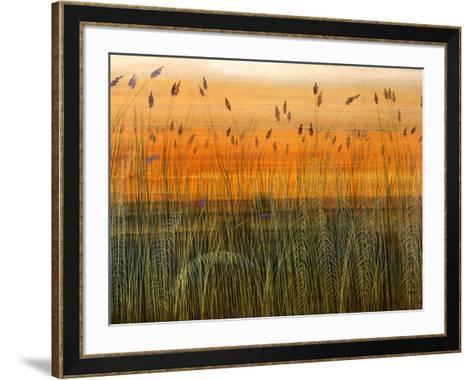 Golden Bayou-Robert Holman-Framed Art Print