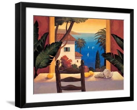 Ocean Breeze I-Elizabeth Wright-Framed Art Print