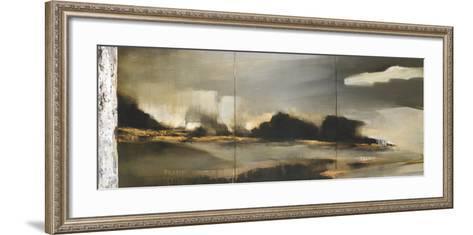 L'invitation-Denis Jully-Framed Art Print
