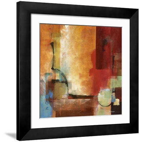 Crosscurrents-Noah Li-Leger-Framed Art Print