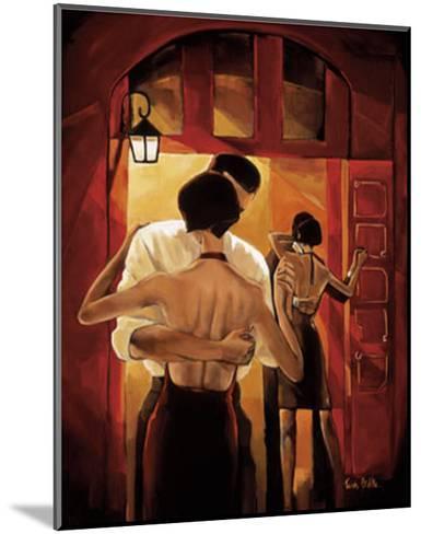 Tango Shop I-Trish Biddle-Mounted Art Print