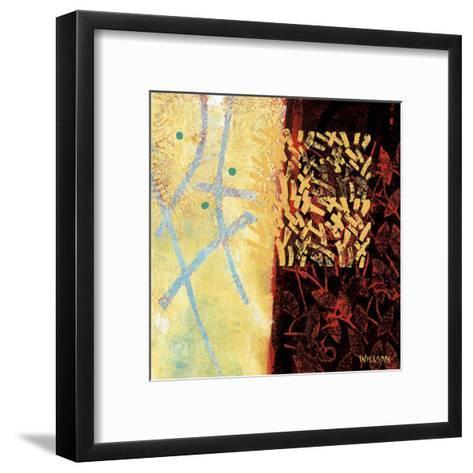 In The Balance-Valerie Willson-Framed Art Print