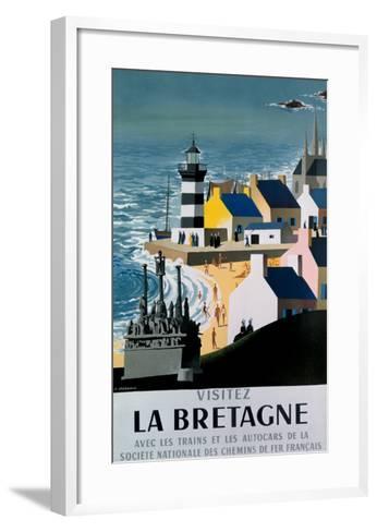 La Bretagne-Jacquelin-Framed Art Print