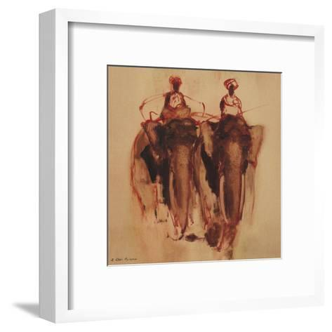 Meerut-Isabelle Del Piano-Framed Art Print