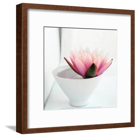 Waterlily-Amelie Vuillon-Framed Art Print