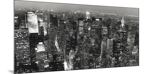 View from Empire State Building, New York-Torsten Hoffmann-Mounted Art Print