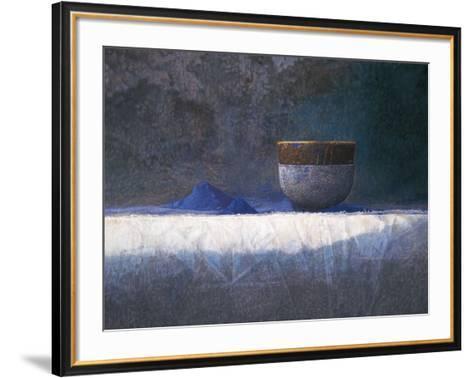 Weary in Eden-Charlie Bobo-Framed Art Print