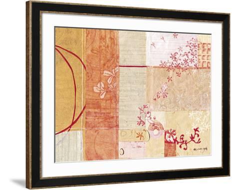 Shogi-Elise Oudin-gilles-Framed Art Print