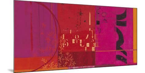 Astral-Elise Oudin-gilles-Mounted Art Print