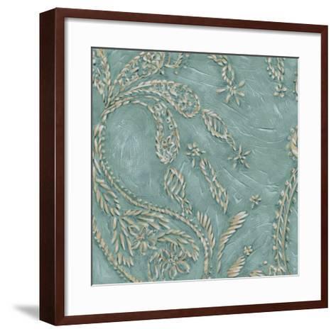Tiffany Lace II-Chariklia Zarris-Framed Art Print