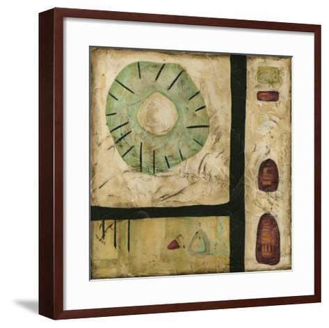 Stone Tile III-Nancy Slocum-Framed Art Print