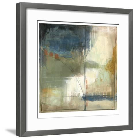 Maritime Vision I-Jennifer Goldberger-Framed Art Print