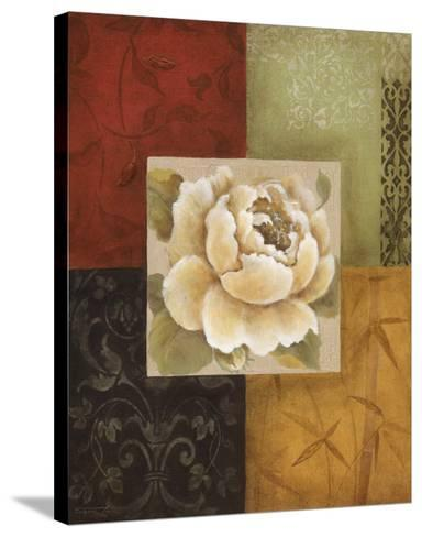 Beautiful as Peonies I-Eugene Tava-Stretched Canvas Print