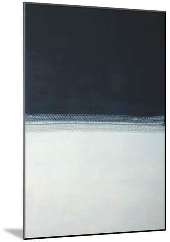 Surfaces, c.2005-Francoise Val?rie-Mounted Serigraph