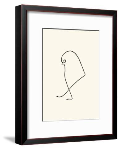 Le Moineau, c.1907-Pablo Picasso-Framed Art Print