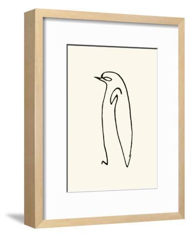 Le Pingouin, c.1907-Pablo Picasso-Framed Art Print