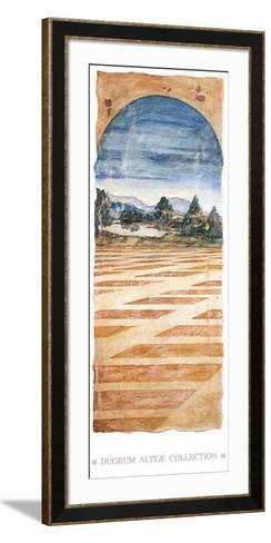 Duorum Altea V--Framed Art Print
