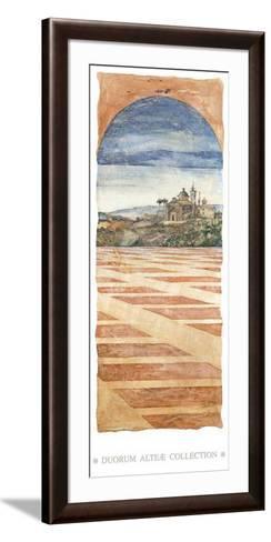 Duorum Altea VI--Framed Art Print