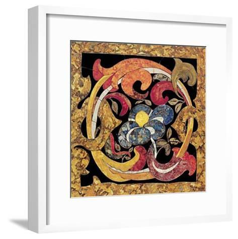 Marble Collection II--Framed Art Print