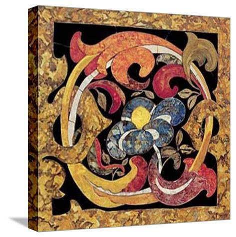 Marble Collection II--Stretched Canvas Print