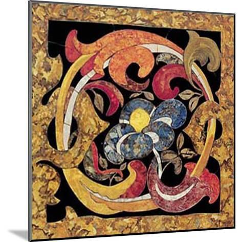 Marble Collection II--Mounted Art Print