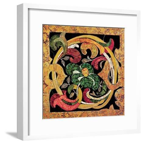 Marble Collection III--Framed Art Print