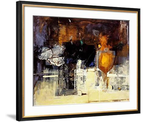 Copa Dorada-Justo San Felices-Framed Art Print