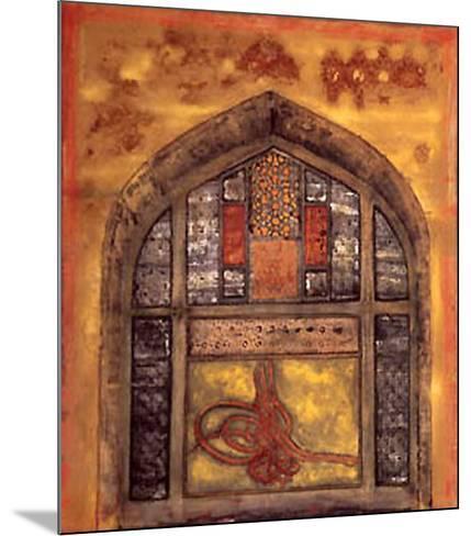Mausole-Eric Bleicher-Mounted Art Print