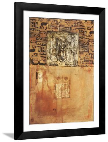 Sans Titre II-Eric Bleicher-Framed Art Print
