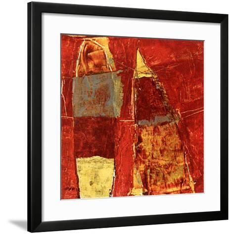 Quoi-Christine Vannier-Framed Art Print