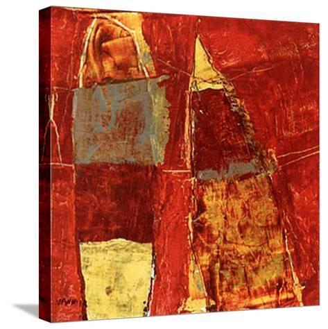 Quoi-Christine Vannier-Stretched Canvas Print