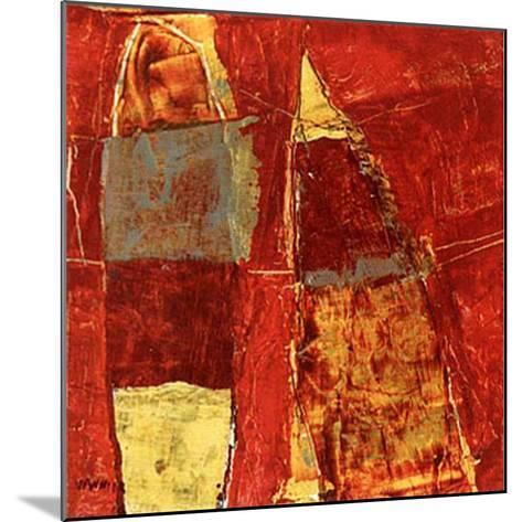 Quoi-Christine Vannier-Mounted Art Print