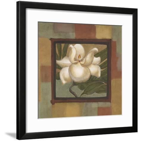Spring Magnolia I-Cooper-Framed Art Print