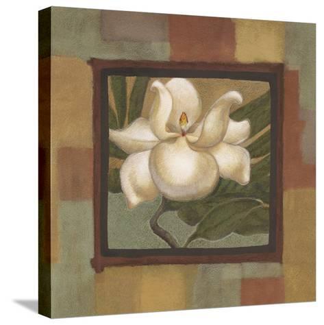 Spring Magnolia I-Cooper-Stretched Canvas Print
