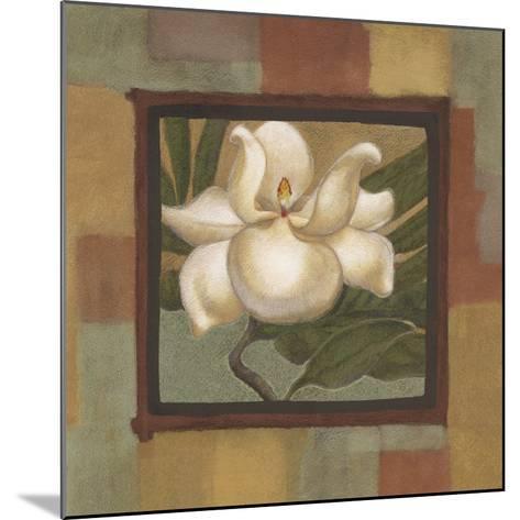 Spring Magnolia I-Cooper-Mounted Art Print