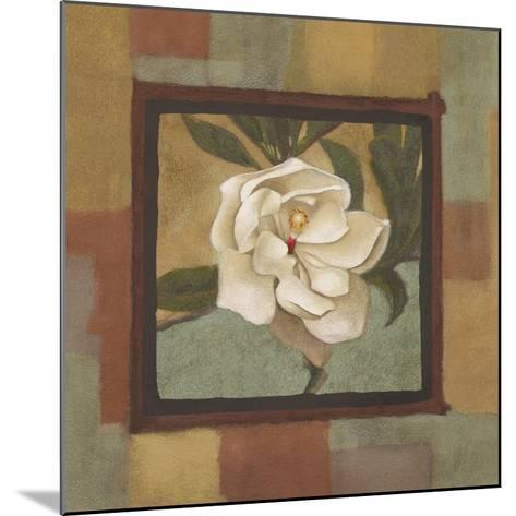 Spring Magnolia II-Cooper-Mounted Art Print