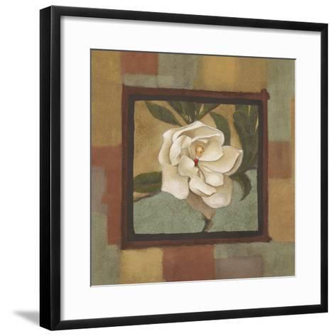 Spring Magnolia II-Cooper-Framed Art Print