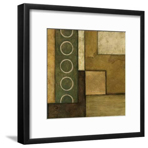 Linear Sphere II-Norm Olson-Framed Art Print