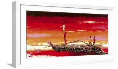 Spectacle-Marso-Framed Art Print