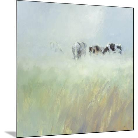 Morning Dew-Jan Groenhart-Mounted Art Print