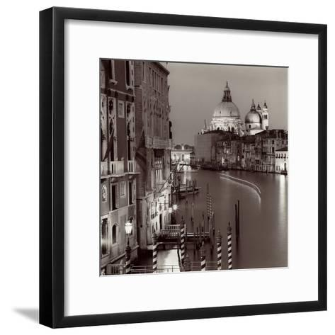 Ponte Accademia-Alan Blaustein-Framed Art Print